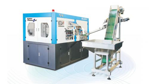 Automatic-PET-stretch-blow-moulding-machine Plastic-molding-machinery-SBL280